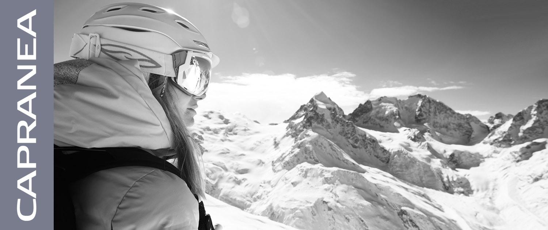 Capranea značky Skicentrum EDEN