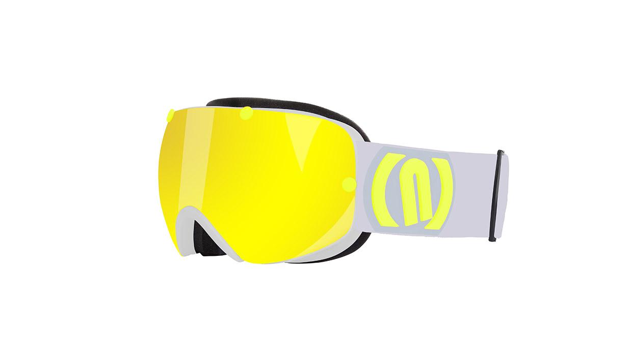 NEON brýle Skicentrum EDEN