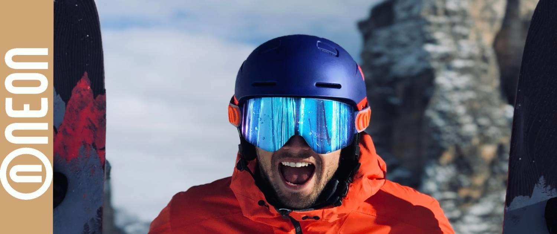Neon Skicentrum EDEN