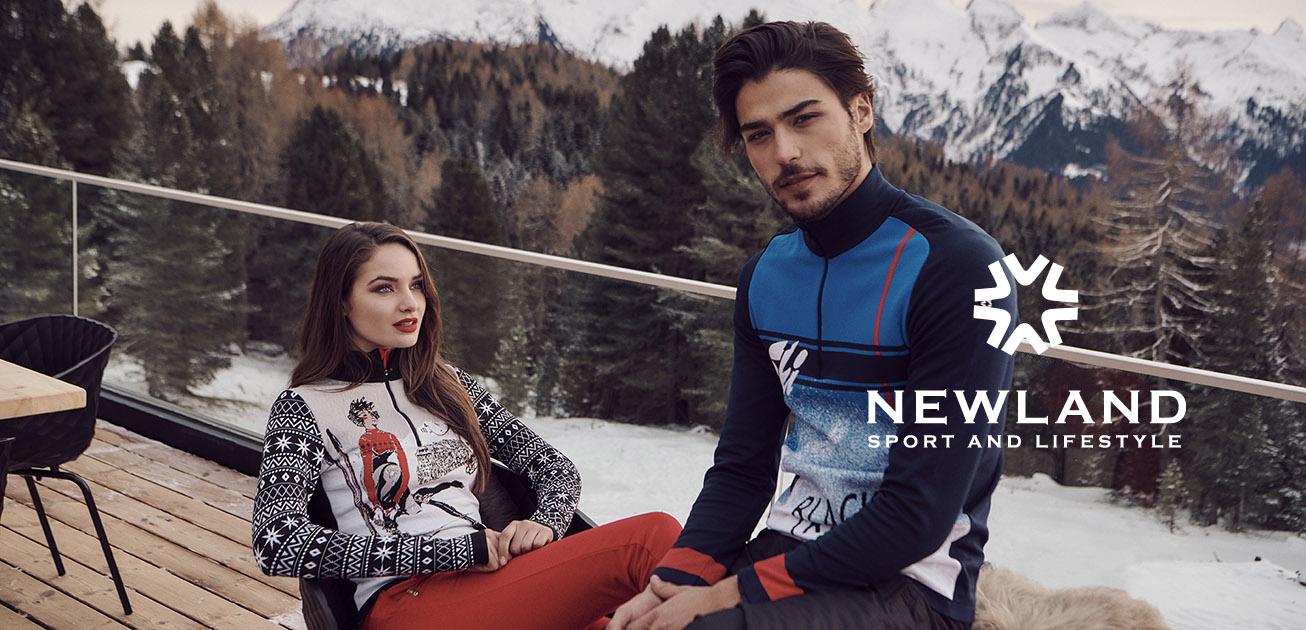 Newland kolekce Skicentrum EDEN